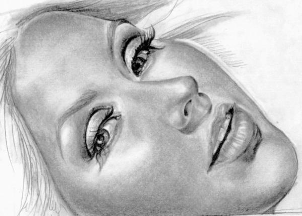 Christina Aguilera by Nadezhda